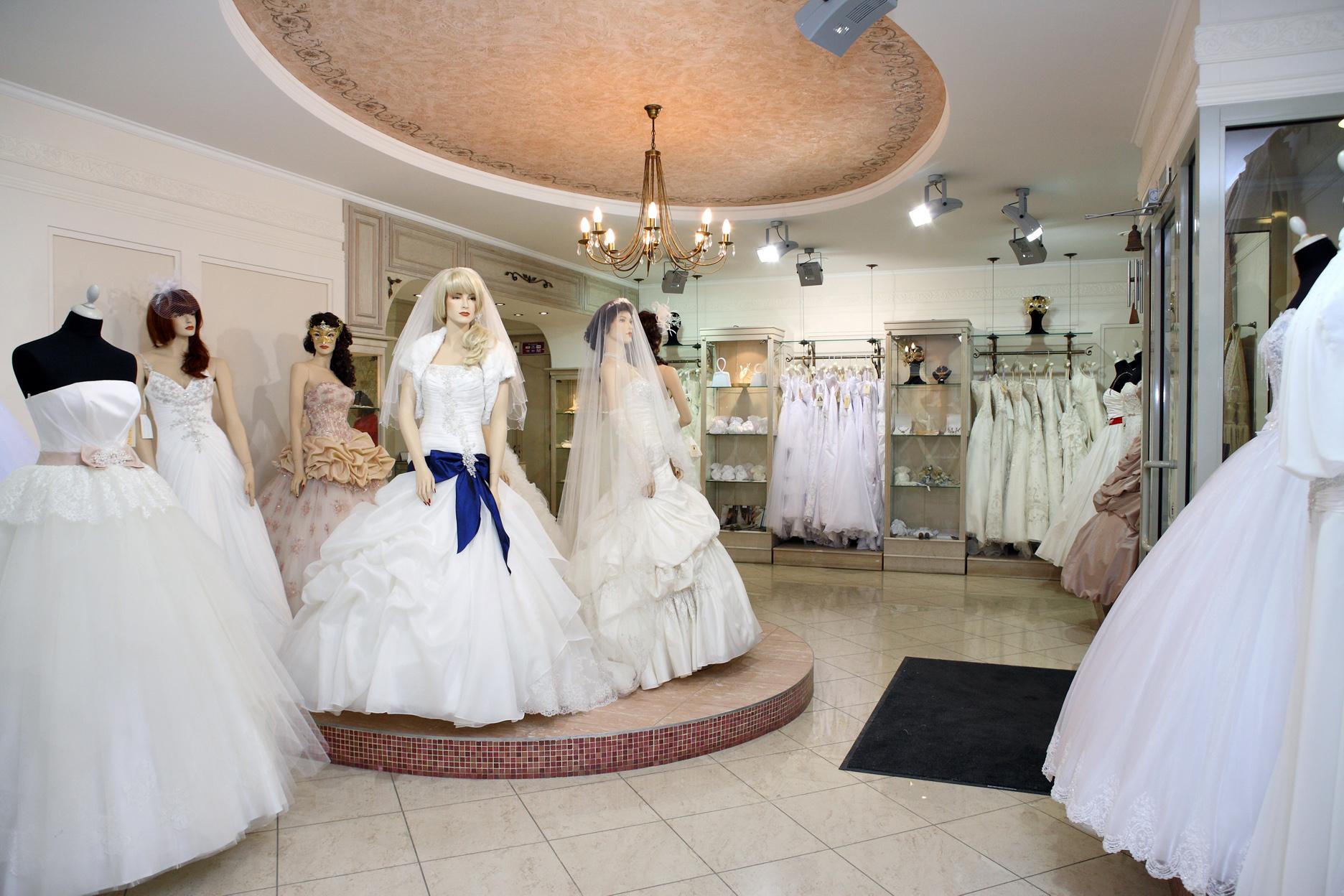 Свадебный салон фото 22 фотография